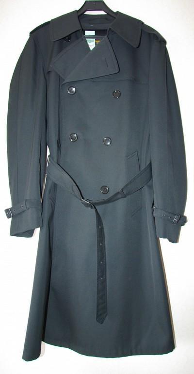 trenchcoat svart mode stil det handlar om stil W2Best outfit second hand