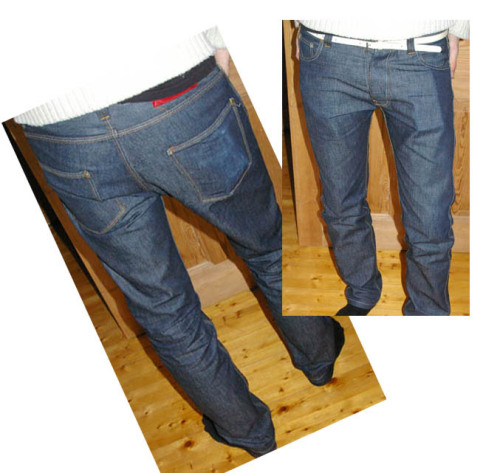 Jeanstävling